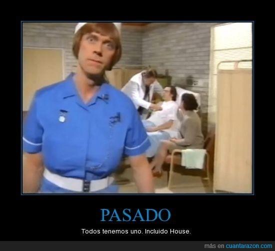 Enfermera,House,Pasado