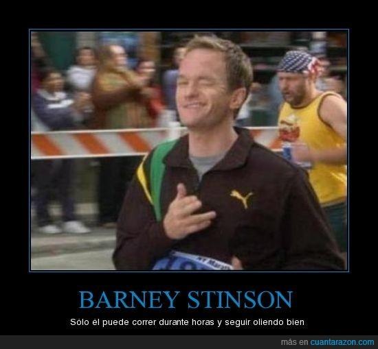 Barney,chandal,correr,footing