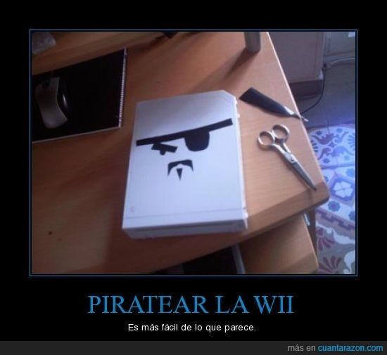 nintendo,pirata,wii