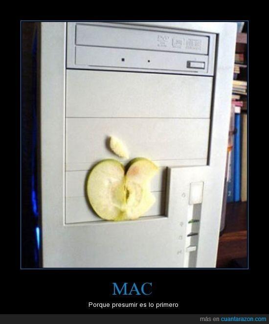 mac,manzana,ordenador