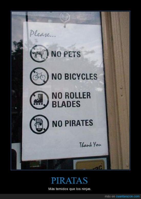 piratas,prohibido,temor