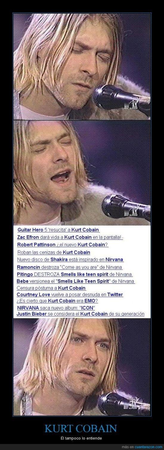 Kurt Cobain,Nirvana