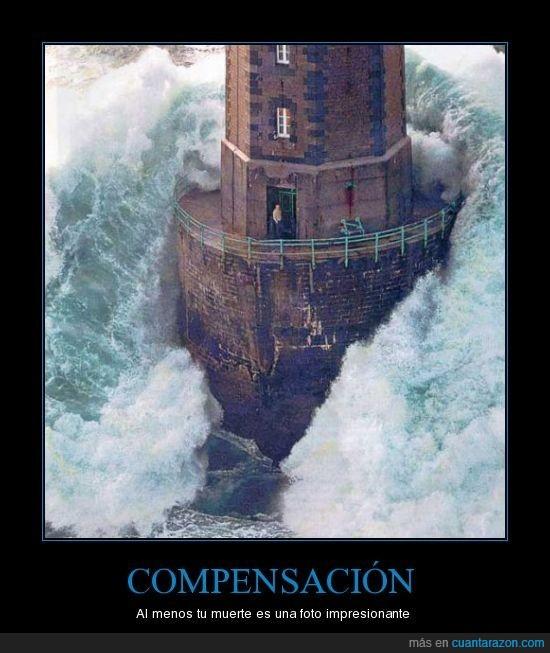 compensación,impresionante,muerte