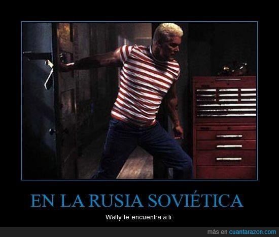 ruso,wally