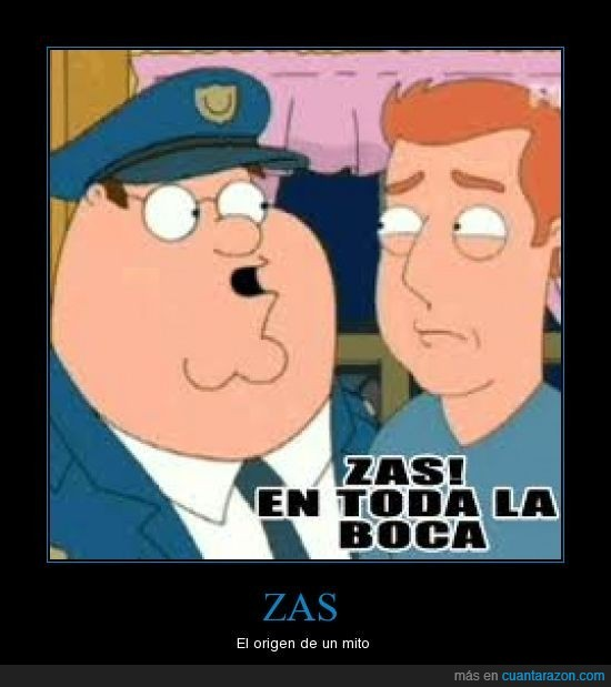peter griffin,zas