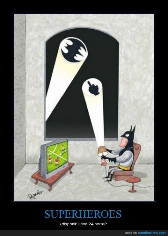 batman,futbol,humor,superheroes