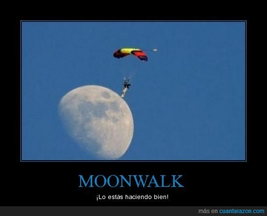 luna,moonwalk,parapente