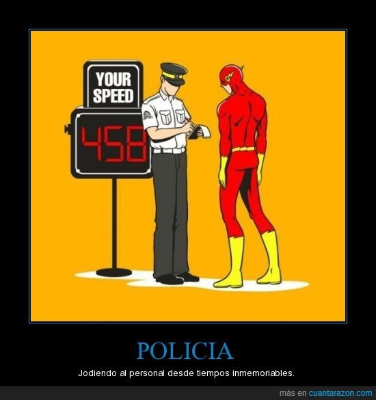 flash,multa,policia