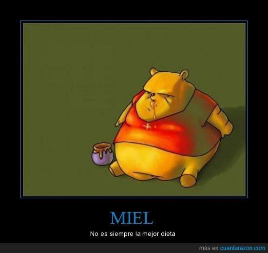 Miel,pooh,winnie
