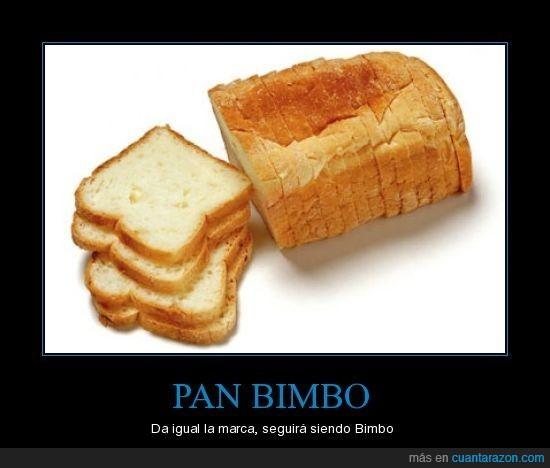 Cunta razn PAN BIMBO