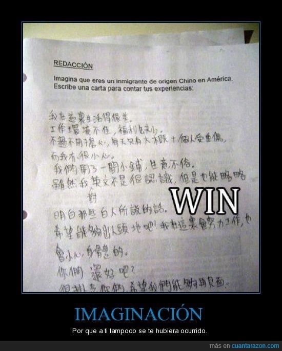america,chino,imaginación,inmigrante