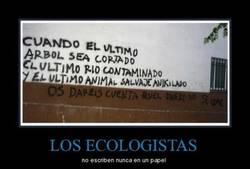 Enlace a LOS ECOLOGISTAS
