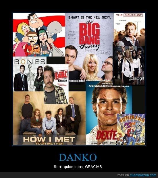 danko,gracias,seriesyonkis