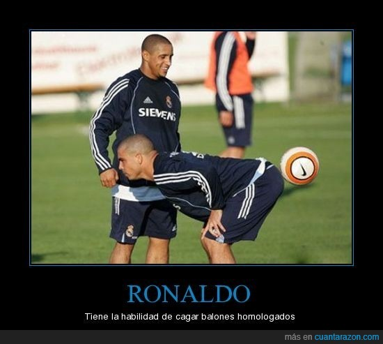 balón,ronaldo