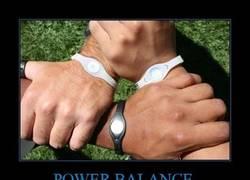 Enlace a POWER BALANCE