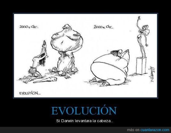 Darwin,Evolución