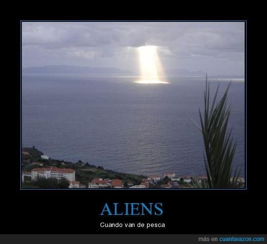alien,ovni,pesca