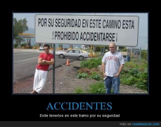 accidente,seguridad