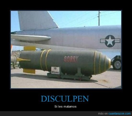disculpen,misil,sorry