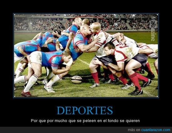 beso,deportes,quererse