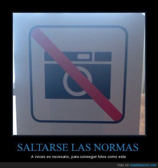 cartel,fotos,prohibido,señal