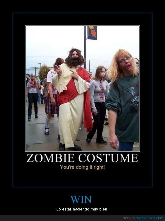 jesucristo,win,zombi
