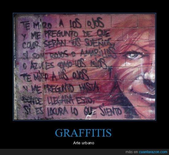 declaraciones,Graffitis,poesia