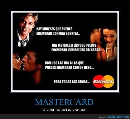 enamorar,mastercard,mujeres