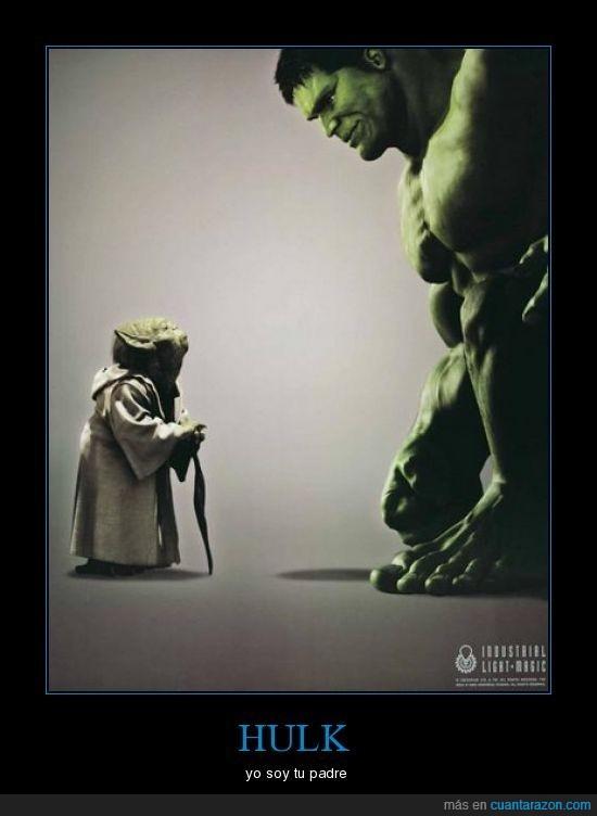 hulk,yoda