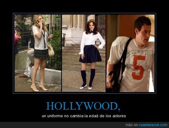 blair waldorf,glee,gossip girl,hollywood