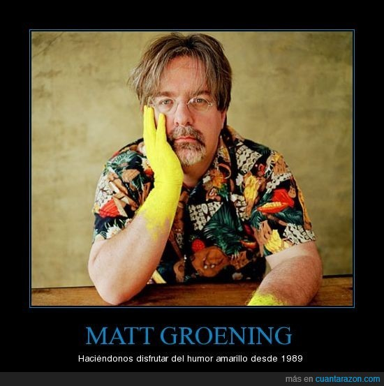 matt groening,simpson