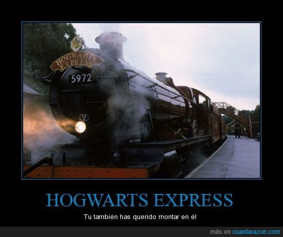 express,harry potter,hogwarts,tren