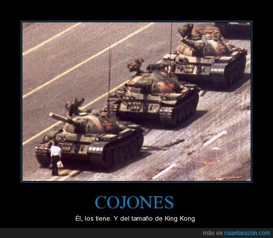 china,Cojones,hombre,tanke