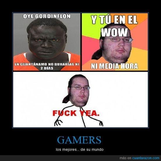 durar,gamers,guantanamo,wow