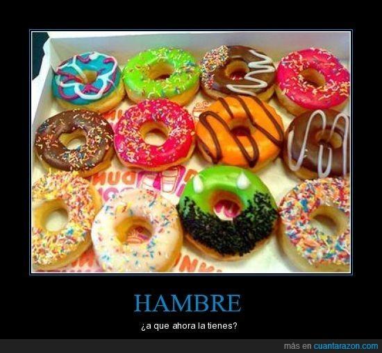 donuts,dunkin,HAMBRE