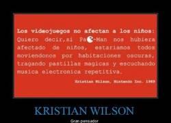 Enlace a KRISTIAN WILSON