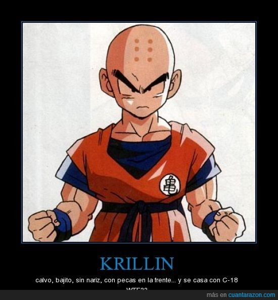 Dragon Ball,Krillin,WTF