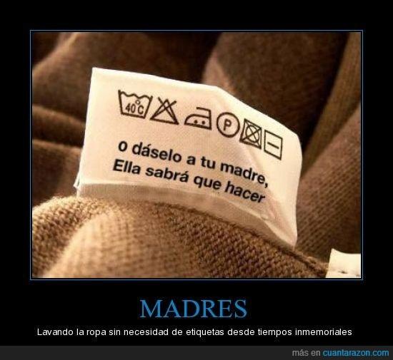 etiquetas,lavar,madres,ropa
