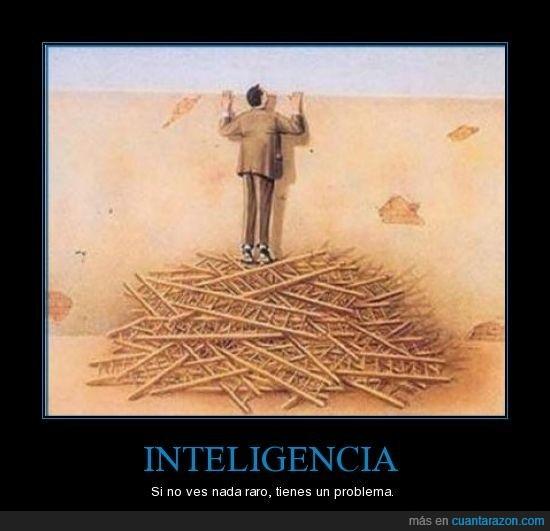 asomarse,escaleras,inteligencia,muro