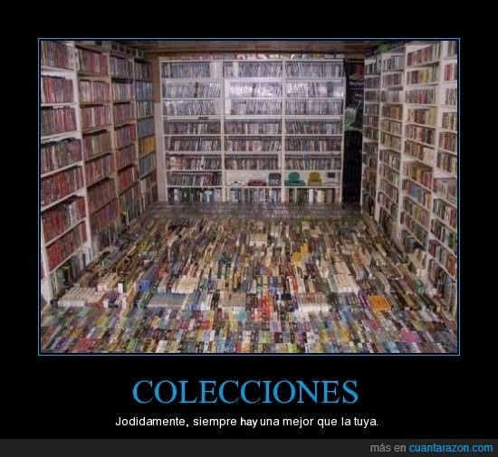 cartel,coleccion,friki