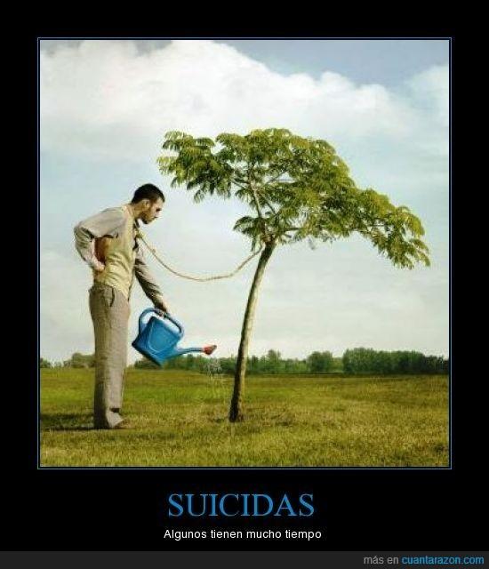 árbol,suicida,tiempo libre