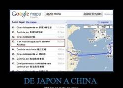 Enlace a DE JAPON A CHINA