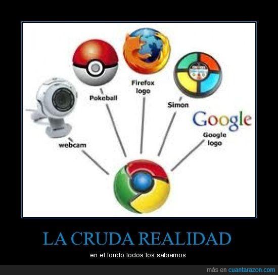 chrome,firefox,google,pokeball,simon,webcam