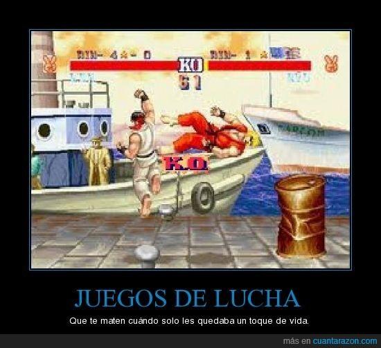 JUEGOS DE LUCHA,street fighter