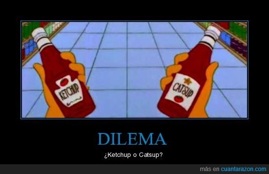 burns,ketchup,pobre,simpsons