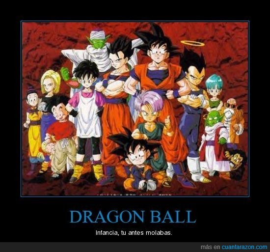 Ball,Dragon,Dragon Ball,Infancia