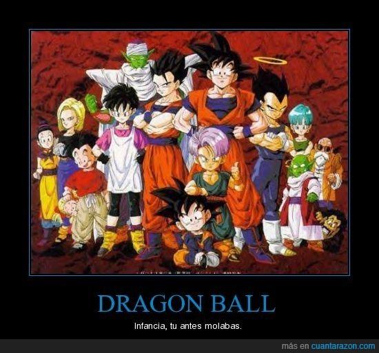 Ball,Dragon,Dragon Ball,Infancia