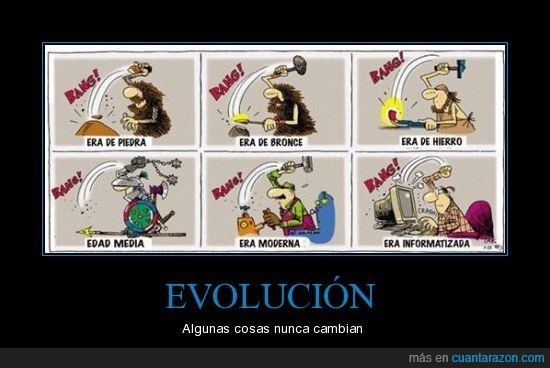 cambio,evolución,hombres,humanidad,tecnología