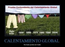 Enlace a CALENTAMIENTO GLOBAL