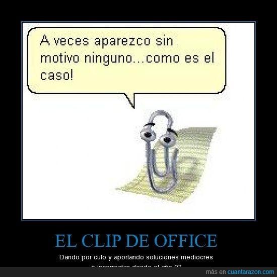 clip,informática,Office,ordenadores,PC,windows